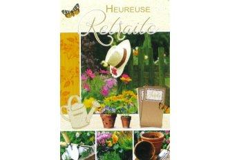 P.6 CARTE DBLE HEUREUSE RETRAITE*