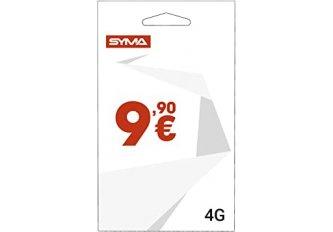 CARTE SIM SYMACOM 9,90€ PVP