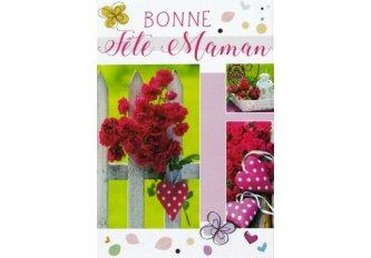 P.6 CARTE BONNE FETE MAMAN