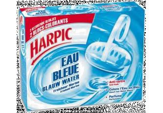B.2 BLOCS HARPIC CUVETTE BLEU