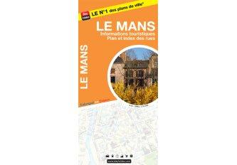 PLAN BLAY FOLDEX LE MANS