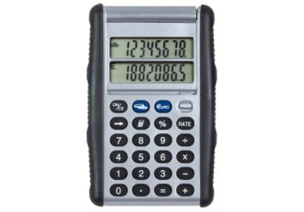 CALCULATRICE DE POCHE DOUBLE AFF