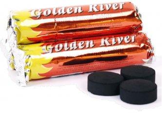 """B.10 RLX DE 10 CHARBONS """"GOLDEN RIVER"""""""