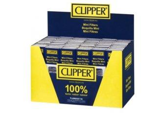 ETUIS DE 10 MINI FILTRES CLIPPER