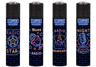 B.48 CLIPPER  RETRO RADIO