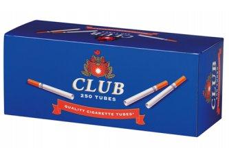 C. DE 40 BOITES DE  250 TUBES CLUB