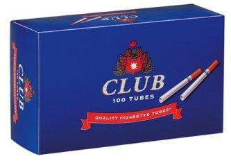 C. 100 BOITES DE  100 TUBES CLUB