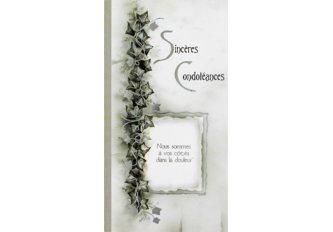 CARNET DE CONDOLEANCES - LIERE
