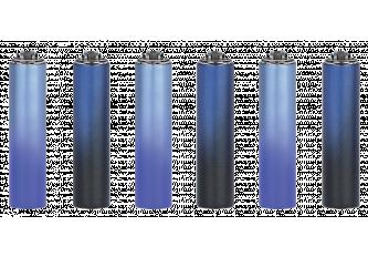 B.30 ETUIS METAL BLUE
