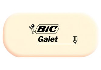 "B.12 GOMMES BIC ""GALET"""