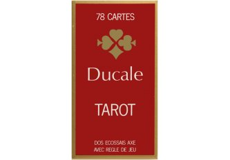 B. 78 CARTES DUCALE TAROT COMPETITION