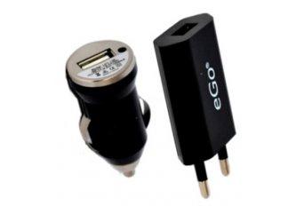 ADAPTATEUR SECTEUR / VOITURE > USB
