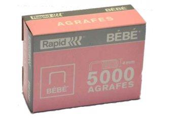 BTE .5000 AGRAFES 8/4 BB