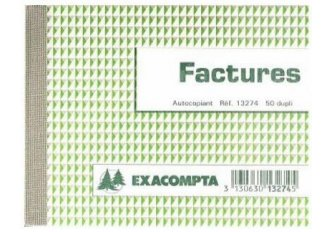 FACTURIER 105X135 DUPLI