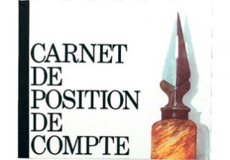CARN.48P.11X15 POSITION COMPTE