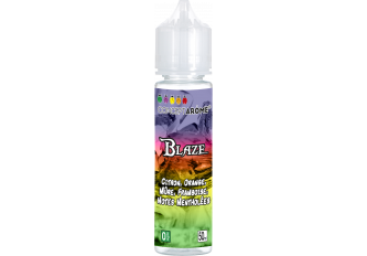 FL 50ML 50/50 BLAZE 0MG