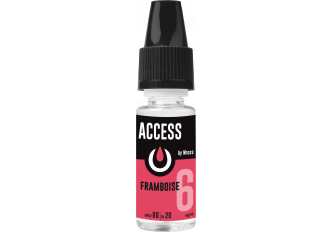 3xFL ACCESS FRAMBOISE 6MG