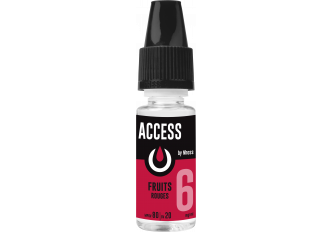 3xFL ACCESS FRUITS ROUGES 6MG