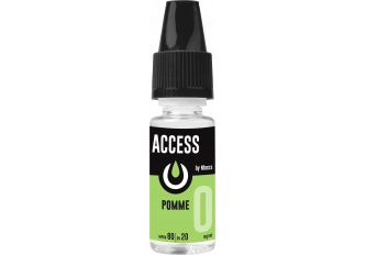 3xFL ACCESS POMME 0MG