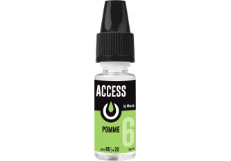 3xFL ACCESS POMME 6MG