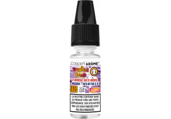3x10ML TROPICAL FRESH N°2 11MG