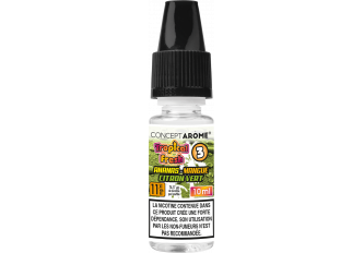 3x10ML TROPICAL FRESH N°3 11MG