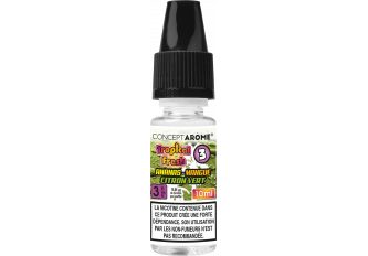 3x10ML TROPICAL FRESH N°3 3MG