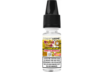 3x10ML TROPICAL FRESH N°4 11MG