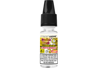 3x10ML TROPICAL FRESH N°4 6MG