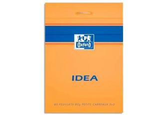 PT 10 BLOCS  OXFORD IDEA 105x148 PC