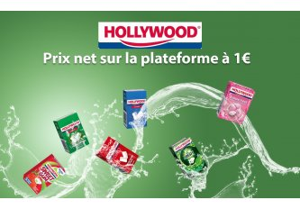 OFFRE OUVERTE 15 BOITES HOLLYWOOD
