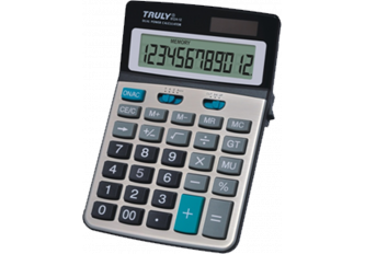 CALCULATRICE DE BUREAU  112 x 169 mm