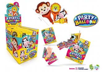 SACHET PARTY BALLON POPPING