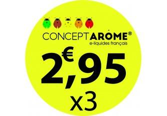 ADHESIFS RONDS 50MM 2€95