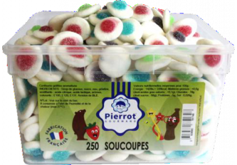 TUBO 250 SOUCOUPES