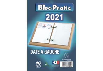 BLOC PRATIC DATE GAUCHE + RDV