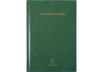 AGENDA PERPETUEL CAISSE 14,80 x 21 CM COULEURS ASSORTIES