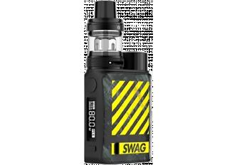 E-cig SWAG2 + NRG PE Zebra Yellow
