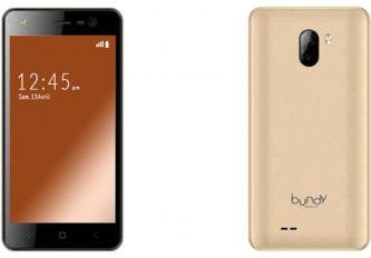 SMARTPHONE BUNDY SWEET 5+ GOLD