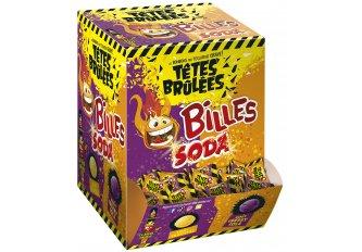 B.300 TETES BRULEES SODA
