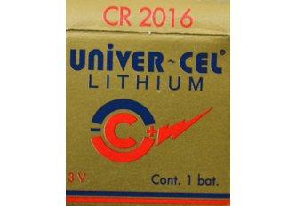 B.15 PILES LITHIUM CR2016