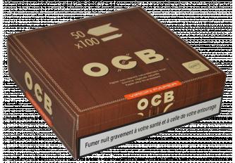 B.50 CAHIERS COURT OCB DOUBLE VIRGIN